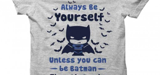 BATMAN : BE YOURSELF