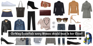 Clothing Essentials For Women