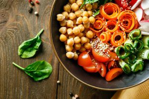 Diet Food for Muscle Building