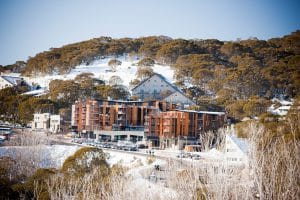 Accommodation in Falls Creek